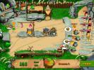 Скриншот №3 для игры Кафе каменного века