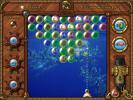 Скриншот №1 для игры Пузырьки. В погоне за сокровищами Весёлого Роджера